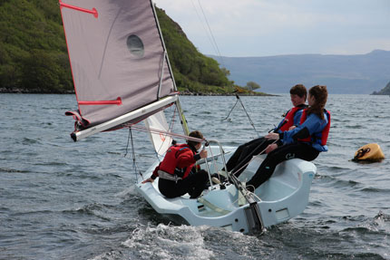 Portree Sailing Experience